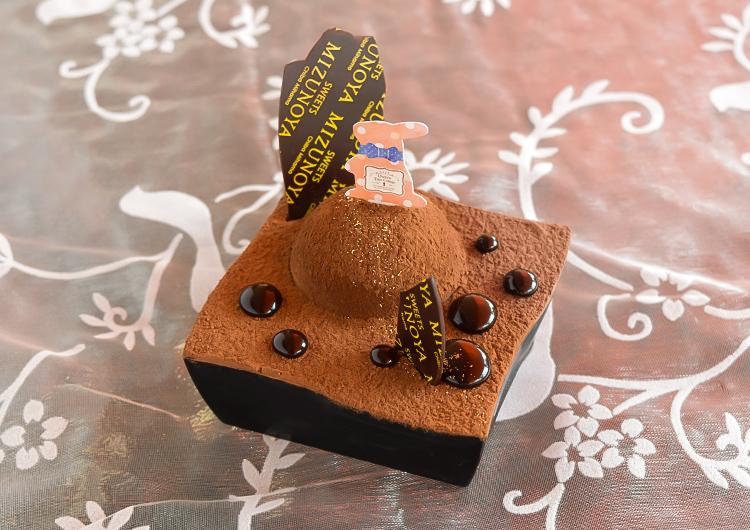 ケーキ屋さんのティラミス